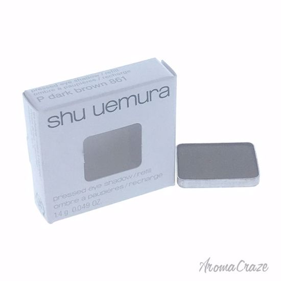 Shu Uemura Pressed # 861 P Dark Brown Eyeshadow (Refill) for