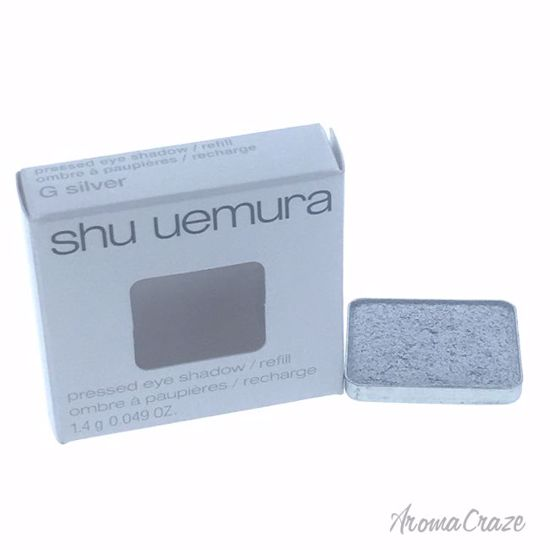 Shu Uemura Pressed # G Silver Eyeshadow (Refill) for Women 0