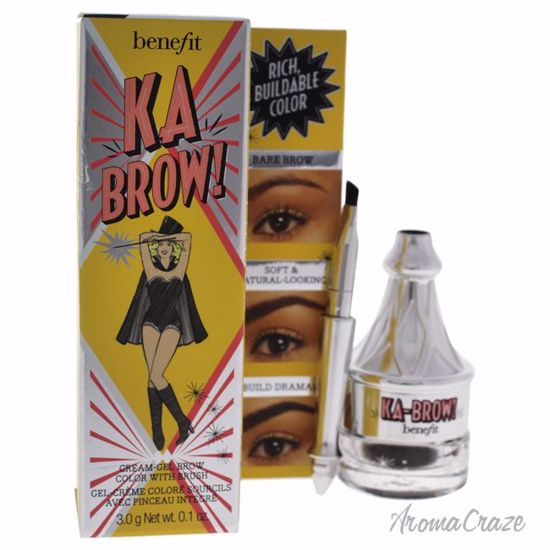 Benefit Cosmetics ka-BROW! Cream-Gel # 05 Deep Eyebrow for W