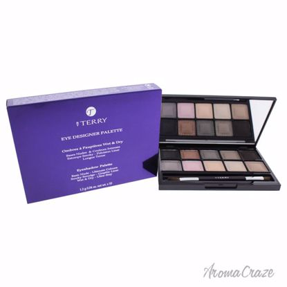 By Terry Eye Designer Palette # 1 Smoky Nude Eyeshadow for W
