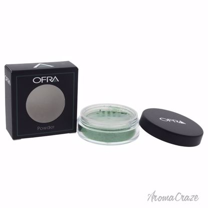 Ofra Derma Mineral Loose Eyeshadow Green Apple for Women 0.1