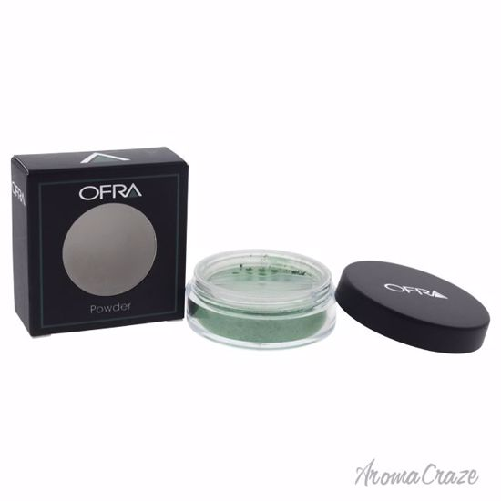 Ofra Derma Mineral Loose Eyeshadow Green Apple for Women 0.1