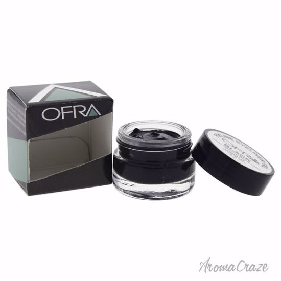 Ofra Fixline Eyeliner Gel Black for Women 0.2 oz