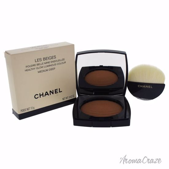 Chanel Les Beiges Healthy Glow Luminous Colour Medium Deep B