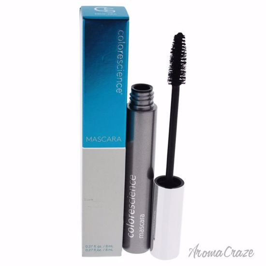 Colorescience Mascara Black for Women 0.27 oz - Eye Makeup | Eye Makeup Kit | Eye Shadow | Eye liner | Eye Mascara | Eye Cosmetics Products | Eye Makeup For Big Eyes | Buy Eye Makeup Online | AromaCraze.com