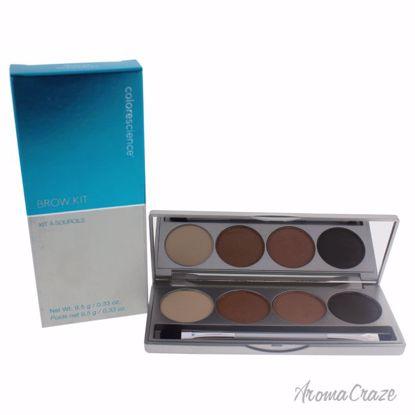 Colorescience Brow Kit Eyebrow for Women 0.33 oz