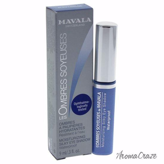 Mavala Les Ombres Soyeuses Moisturizing Silky Waterproof Blu