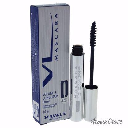 Mavala Mascara Volume & Length Creamy Midnight Blue for Wome