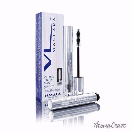 Mavala Mascara Volume & Length Creamy Black for Women 0.32 o