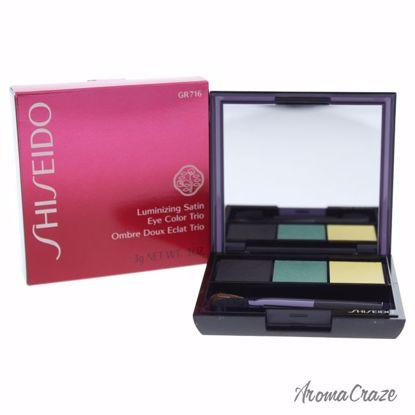 Shiseido Luminizing Satin Eye Color Trio # GR716 Vinyl Eye C