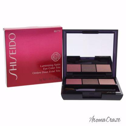 Shiseido Luminizing Satin Trio # RD711 Pink Sands Eye Color