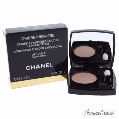 Chanel Ombre Premiere Longwear Powder Eyeshadow # 28 Sable f