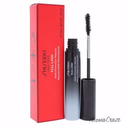 Shiseido Full Lash Multi-Dimension Mascara # BK901 Black for