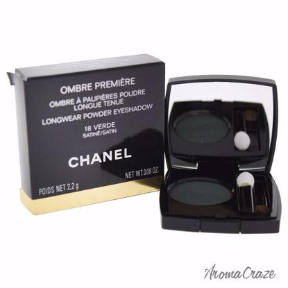 Chanel Ombre Premiere Longwear Powder Eyeshadow # 18 Verde f