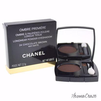Chanel Ombre Premiere Longwear Powder Eyeshadow # 24 Chocola