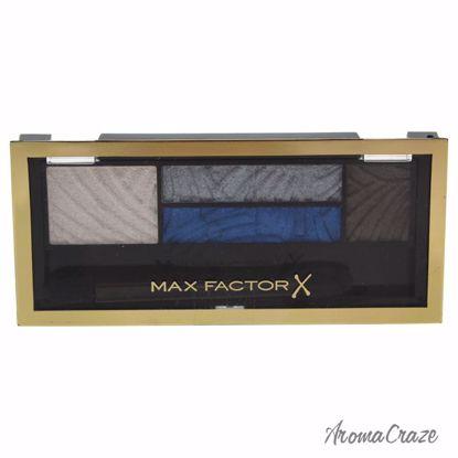 Max Factor Smokey Eye Drama Kit # 06 Azure Allure Eyeshadow