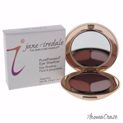 Jane Iredale PurePressed Eyeshadow Triple Pink Quartz for Wo