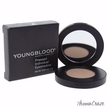 Youngblood Pressed Individual Eyeshadow Alabaster for Women