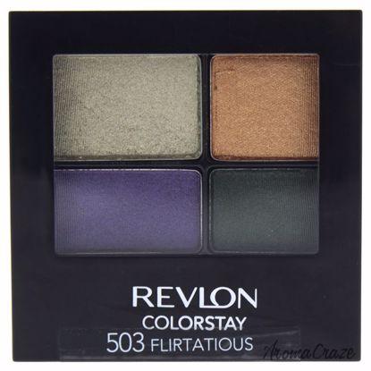 Revlon ColorStay 16 Hour Eyeshadow # 503 Flirtatious for Wom