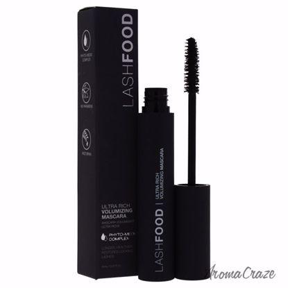 LashFood Ultra Rich Volumizing Mascara Black for Women 0.27