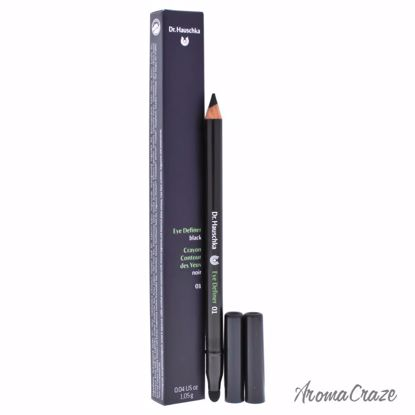 Dr. Hauschka Eye Definer # 01 Black Eyeliner for Women 0.04 oz - Eye Makeup | Eye Makeup Kit | Eye Shadow | Eye liner | Eye Mascara | Eye Cosmetics Products | Eye Makeup For Big Eyes | Buy Eye Makeup Online | AromaCraze.com