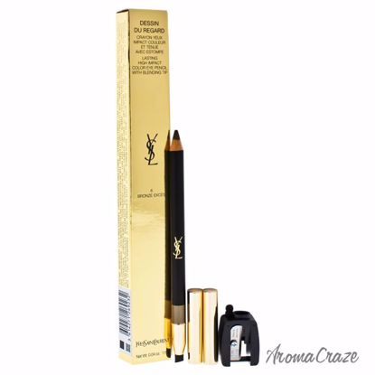 Yves Saint Laurent Dessin Du Regard Color Eye Pencil # 06 Br