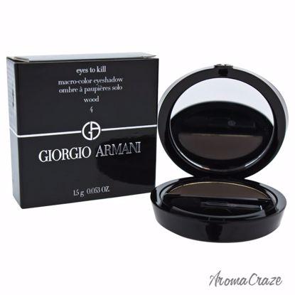 Giorgio Armani Eyes to Kill Macro-Color Eyeshadow # 04 Wood