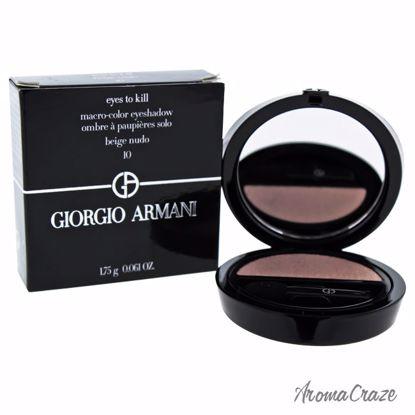 Giorgio Armani Eyes to Kill Macro-Color Eyeshadow # 10 Beige