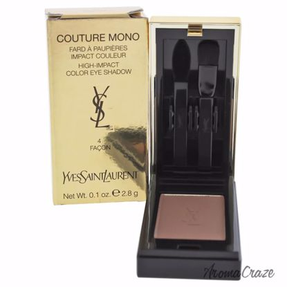 Yves Saint Laurent Couture Mono High-Impact Color Eyeshadow