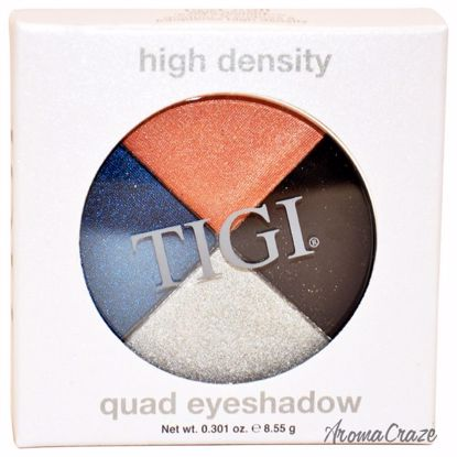 TIGI High Density Quad Eyeshadow Last Call for Women 0.301 o