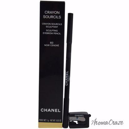 Chanel Crayon Sourcils Sculpting Eyebrow Pencil # 60 Noir Ce