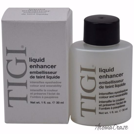 TIGI Liquid Enhancer Eyeshadow for Women 1 oz - Eye Makeup | Eye Makeup Kit | Eye Shadow | Eye liner | Eye Mascara | Eye Cosmetics Products | Eye Makeup For Big Eyes | Buy Eye Makeup Online | AromaCraze.com