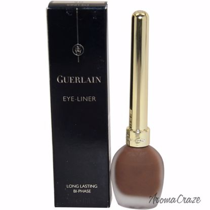 Guerlain Eyeliner Fluid 05 Brun Cendre for Women 0.17 oz - Eye Makeup | Eye Makeup Kit | Eye Shadow | Eye liner | Eye Mascara | Eye Cosmetics Products | Eye Makeup For Big Eyes | Buy Eye Makeup Online | AromaCraze.com