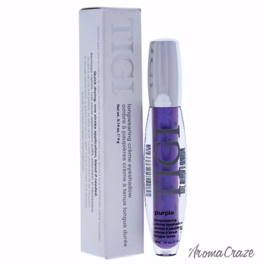 TIGI Longwearing Creme Eyeshadow Purple for Women 0.14 oz - Eye Makeup | Eye Makeup Kit | Eye Shadow | Eye liner | Eye Mascara | Eye Cosmetics Products | Eye Makeup For Big Eyes | Buy Eye Makeup Online | AromaCraze.com