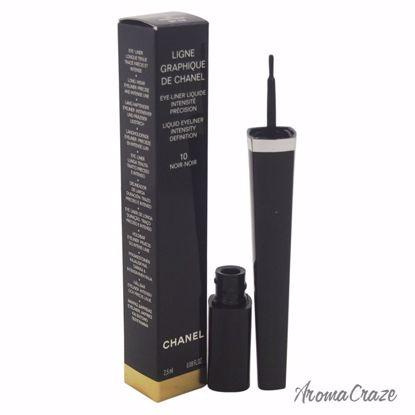 Chanel Ligne Graphique De Chanel Liquid Eyeliner # 10 Noir-N