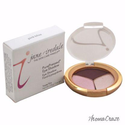 Jane Iredale PurePressed Eyeshadow Triple Pink Bliss for Wom