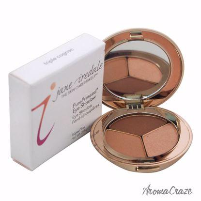 Jane Iredale PurePressed Eyeshadow Triple Triple Cognac for