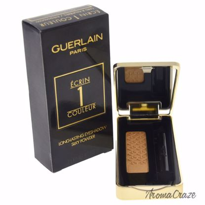 Guerlain Ecrin 1 Couleur Long-Lasting Silky Powder # 06 Gold'N Eyes Eyeshadow for Women 0.07 oz - Eye Makeup | Eye Makeup Kit | Eye Shadow | Eye liner | Eye Mascara | Eye Cosmetics Products | Eye Makeup For Big Eyes | Buy Eye Makeup Online | AromaCraze.com
