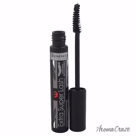 Rimmel London Extra Super Lash Mascara # 101 Black for Women