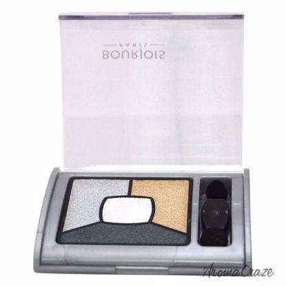 Bourjois Smoky Stories Quad Eyeshadow Pallette # 09 Grey-Zy