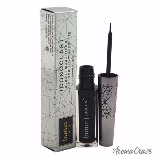 Butter London Iconoclast Infinite Lacquer Liner Brilliant Black Eyeliner for Women 0.08 oz - Eye Makeup | Eye Makeup Kit | Eye Shadow | Eye liner | Eye Mascara | Eye Cosmetics Products | Eye Makeup For Big Eyes | Buy Eye Makeup Online | AromaCraze.com