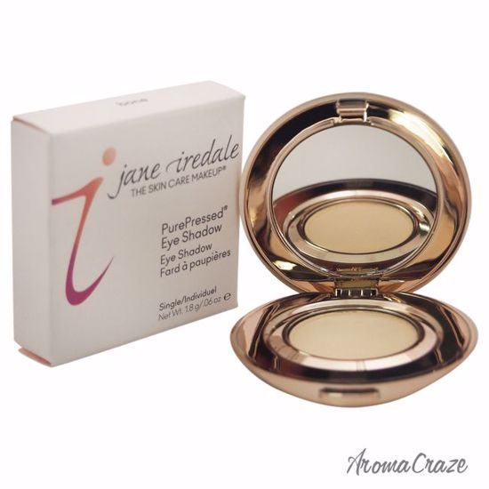 Jane Iredale PurePressed Eyeshadow Single Bone for Women 0.06 oz - Eye Makeup | Eye Makeup Kit | Eye Shadow | Eye liner | Eye Mascara | Eye Cosmetics Products | Eye Makeup For Big Eyes | Buy Eye Makeup Online | AromaCraze.com