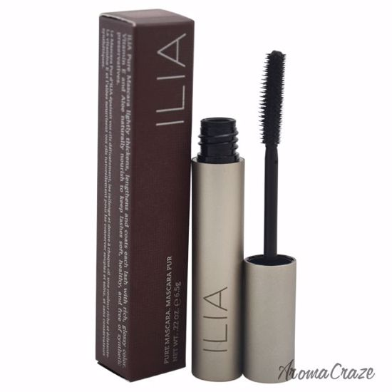 ILIA Beauty Pure Mascara Asphalt Jungle for Women 0.22 oz - Eye Makeup | Eye Makeup Kit | Eye Shadow | Eye liner | Eye Mascara | Eye Cosmetics Products | Eye Makeup For Big Eyes | Buy Eye Makeup Online | AromaCraze.com