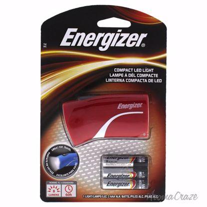 Energizer Compact LED Red Flashlight Unisex 1 Pc