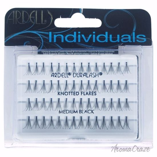 Ardell DuraLash Individuals Lashes Set Medium Black Eyelashes for Women 56 Pc Set - Eye Makeup | Eye Makeup Kit | Eye Shadow | Eye liner | Eye Mascara | Eye Cosmetics Products | Eye Makeup For Big Eyes | Buy Eye Makeup Online | AromaCraze.com