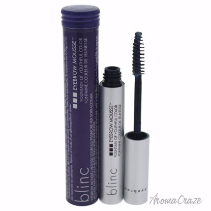 Blinc Eyebrow Mousse Clear for Women 0.14 oz