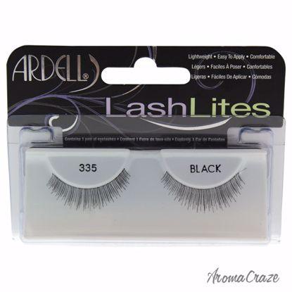 Ardell LashLites # 335 Black Eyelashes for Women 1 Pair