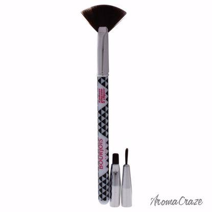 Bourjois Multi-Brush Nail Art Set Fan Brush, Shader Brush, L