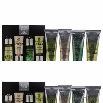 The Body Shop The Expert Hand Care Collection 2 x 1oz Hemp H