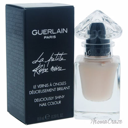 Guerlain La Petite Robe Noire Deliciously Shiny Nail Colour